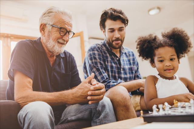 子どもと高齢者から考える、家族の生活スタイルと間取り!!